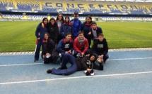 45º Juegos Inter Alianzas en Concepción : Noticias de nuestros deportistas