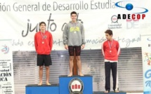 Vasco Vásquez Ramírez, tercer lugar en campeonato Adecop y Juegos escolares