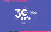 Concours photo instagram - 30 ans de l'AEFE