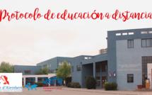 Protocolo de Educación a Distancia