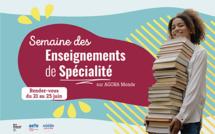 Semana de la enseñanza especializada / Semaine des Enseignements de Spécialité