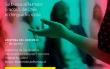 CONCOURS NATIONAL D'ART ORATOIRE EN FRANÇAIS 2021 / CONCURSO NACIONAL DE ORATORIA EN FRANCÉS 2021