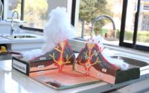 Volcanologie au 4ème
